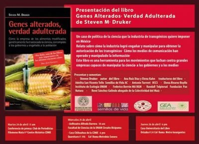 Altered Genes presentation Mexico