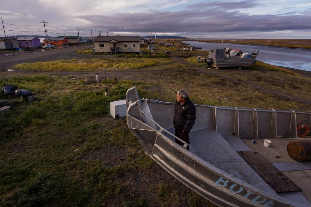 'Impossible to Ignore': Why Alaska Is Crafting a Plan to Fight Climate Change