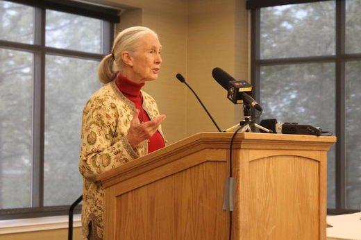 Radio Natura Episode 1 – Jane Goodall